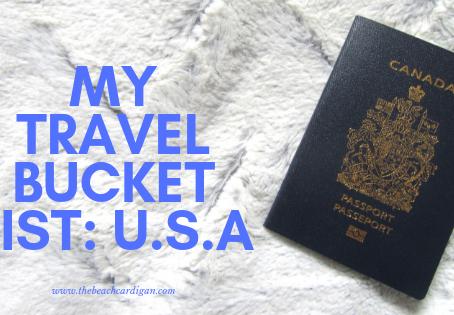 Travel Bucket List: USA