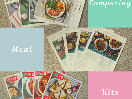 Comparing Meal Kits