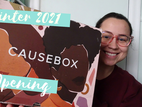 Winter 2021 Causebox Opening
