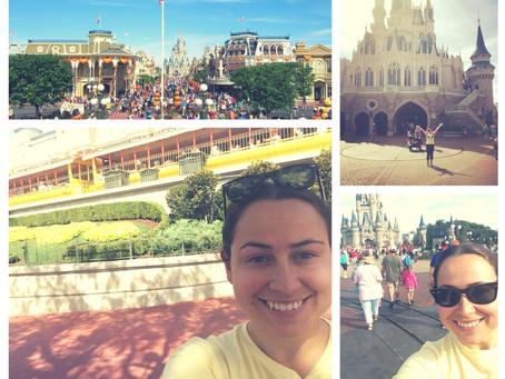 My Day at DisneyWorld