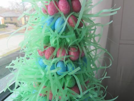 Easter Tree DIY