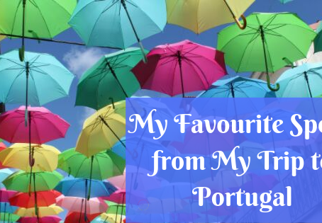 My Top 5 Favourite Stops During my Trip to Portugal