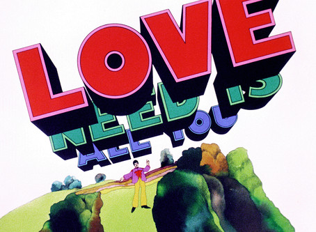 LOVE IS LOVE... This Week at UCCW