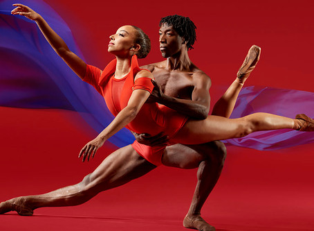 SPIRIT IS A DANCER… This Week at UCCW