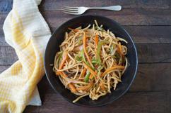 Chinese Chicken Hakka Noodles