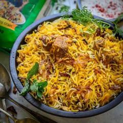Hyderabadi Mutton _ Chicken Biryani