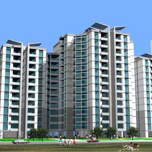 Apartment Development at Binh Chanh District, HCMC
