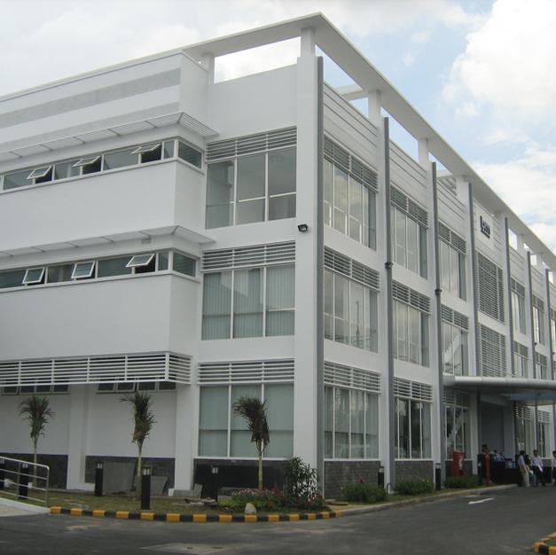 Behn Meyer Factory Development in VSIP