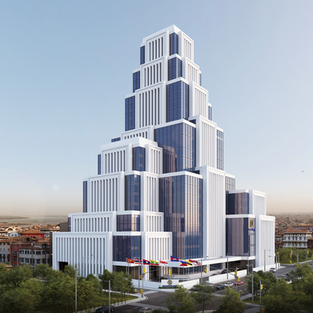 HQ Building for the National Bank of Cambodia