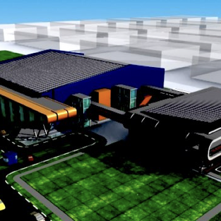 Fashionline Factory Development in Sri Lanka