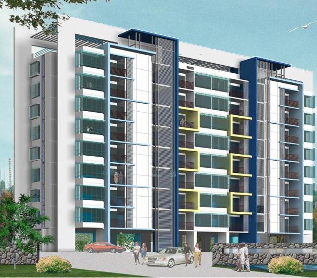 9 Storey Apartments at Dien Bien Phu, Binh Thanh Dist, HCM City