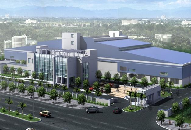 F&N Factory Development in Jiangmen, China