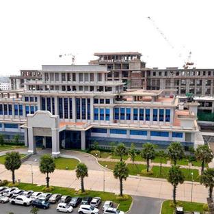 New Building Complex & Facilities