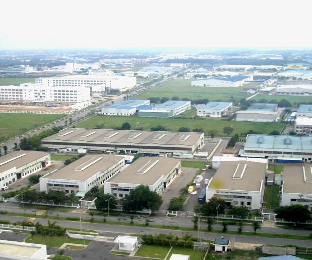 Vietnam Singapore Industrial Park Phase 1