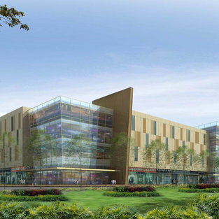 Shopping Mall Development @ The Canary, Binh Duong Province, Vietnam