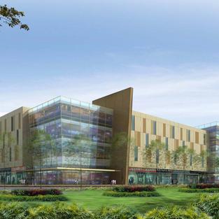 Shopping Mall Development @ The Canary, Binh Duong Province, Vietnam