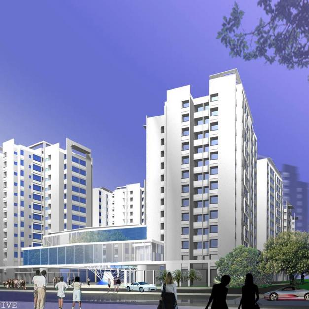 Residential Development in Tan Phu District, HCMC