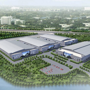 Allied Technologies Factory Development in Saigon Hi-Tech Park