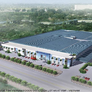 F&N Factory Development (Phases 1 & 2) in VSIP