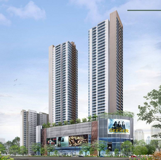 15 Storeys Residential Development at Binh Thanh Dist, HCM City