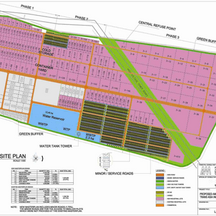 Trans Asia Industrial Residential Park