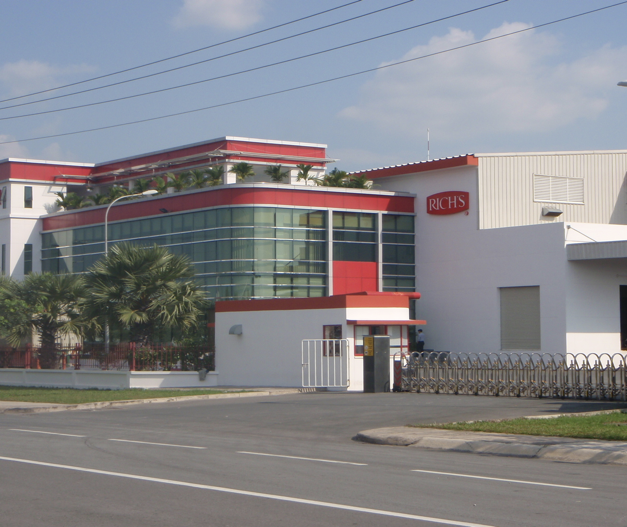 Extension Rich Viet Nam Non Dairy Facility in VSIP II