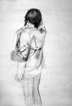Di spalle