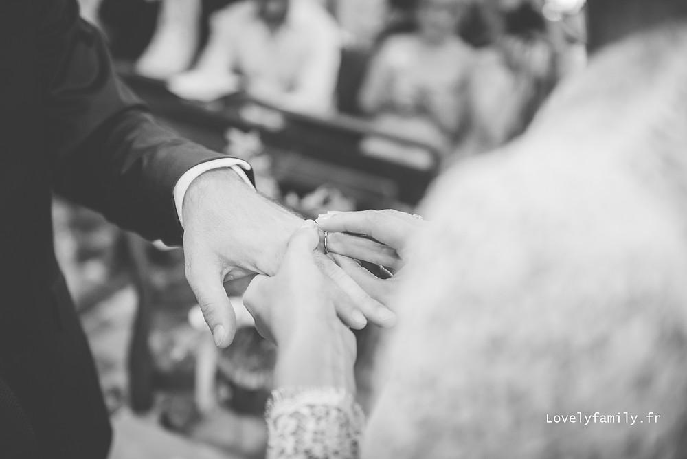 Cérémonie religieuse mariage