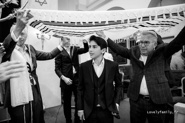Photographe Bar mitzvah - Synagogue de Neuilly-sur-Seine