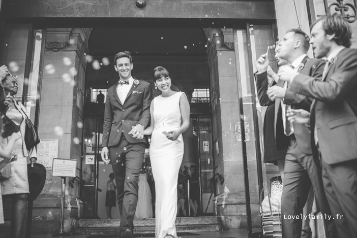 Mariage Paris - Audrey & Valentin