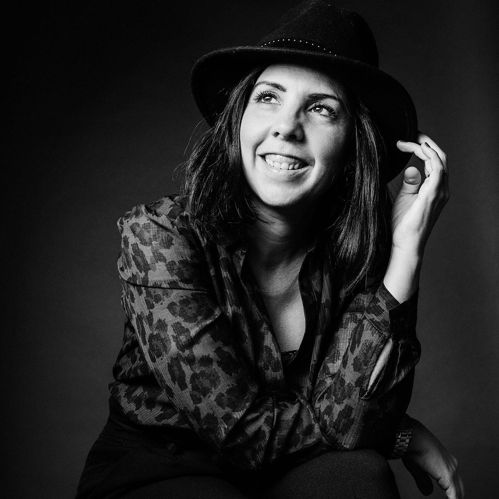 Portrait Amélie Marzouk réalisé par Emeline Hamon en 2020