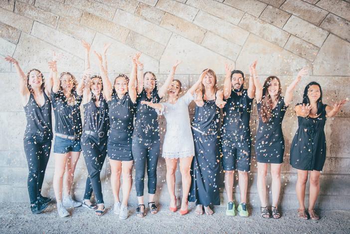 5 idées de tenues pour une séance photo EVJF au top !