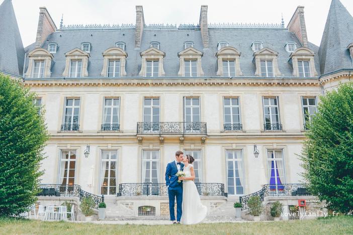 Mariage château de Santeny - Maud & Vincent