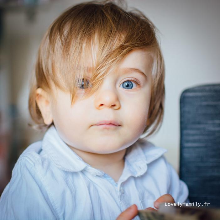 Séance photo enfant Paris - Ruben 15 mois