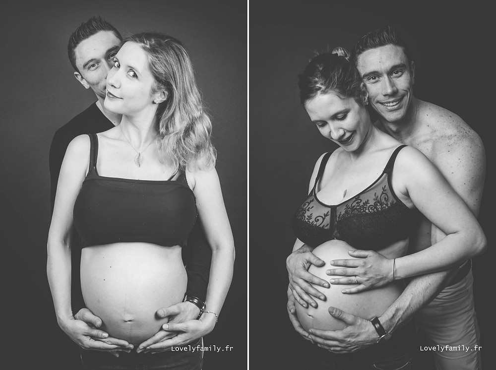 photographe-grossesse-studio-levallois-perret