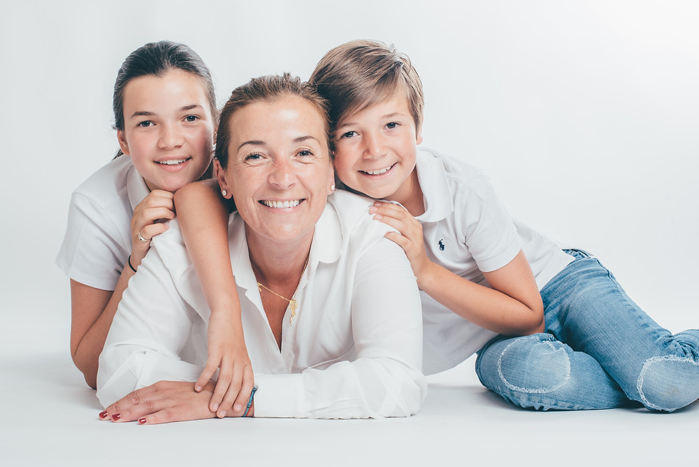 Photographe famille - Studio photo - Paris 16e