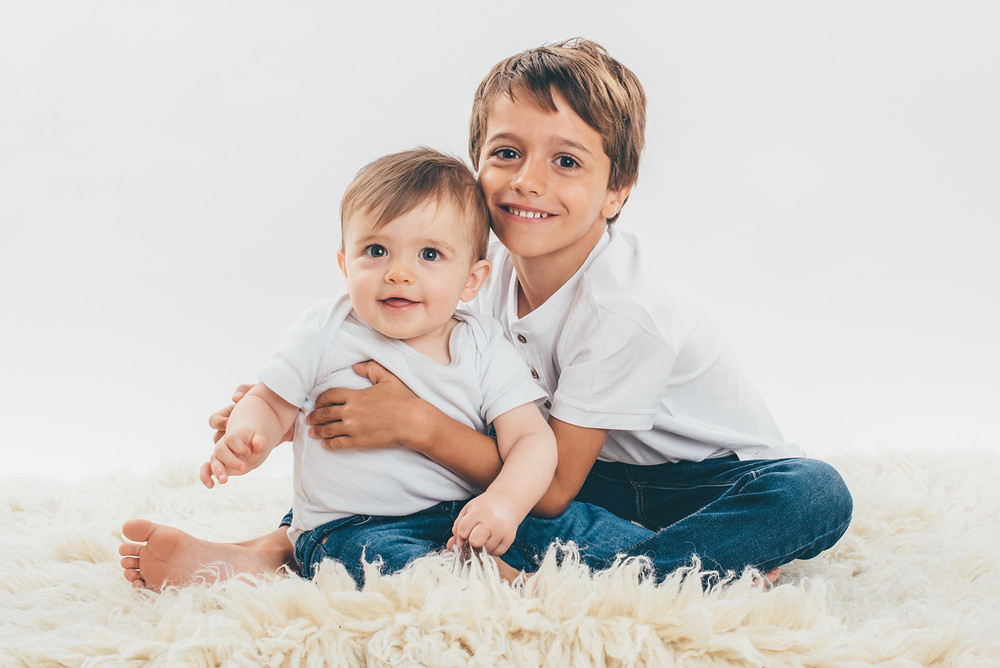 Photographe famille - Studio photo Paris 16e