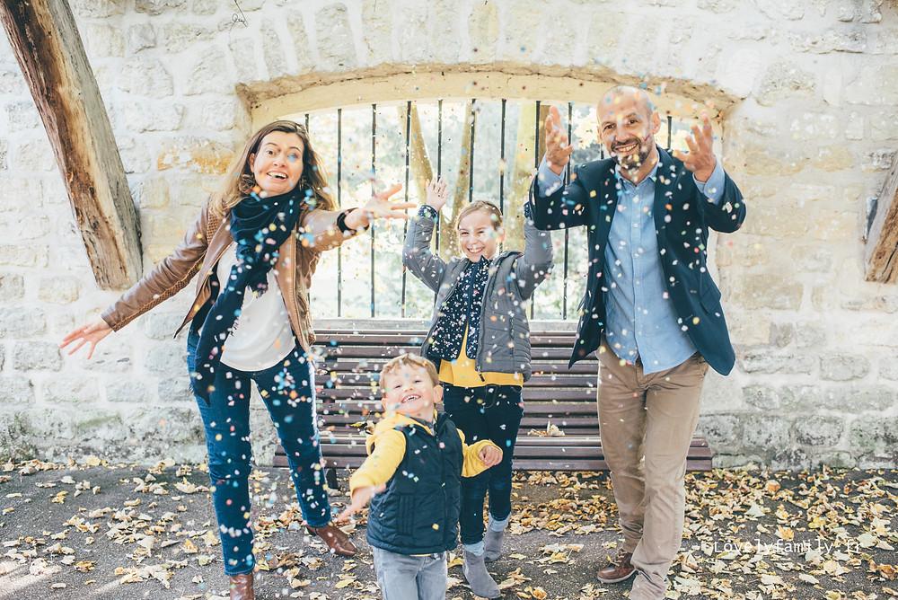 Séance photo famille Issy-les-moulineaux