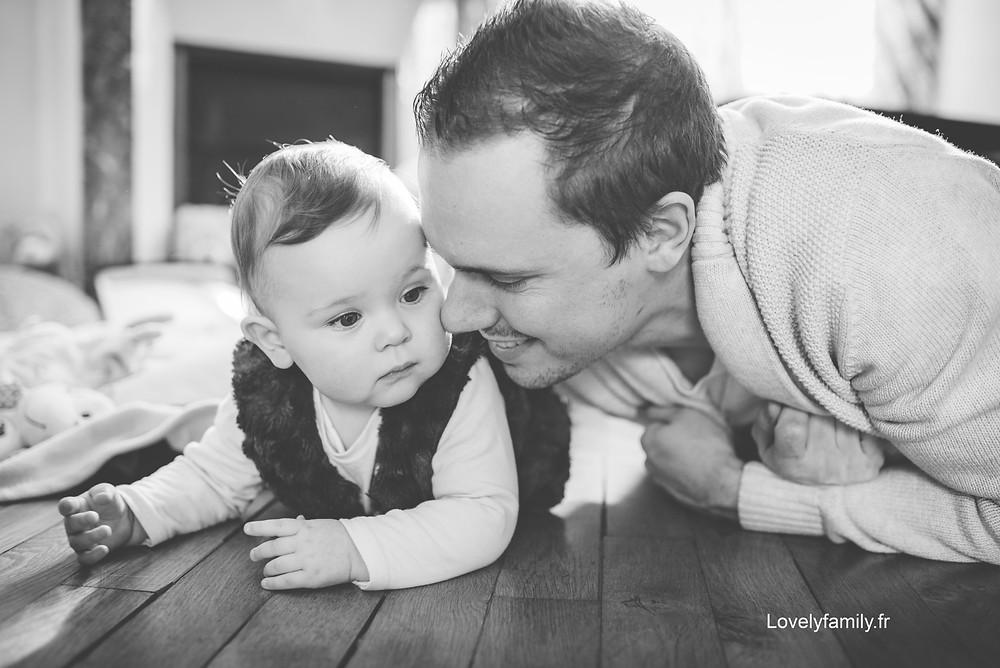 Séance photo bébé paris