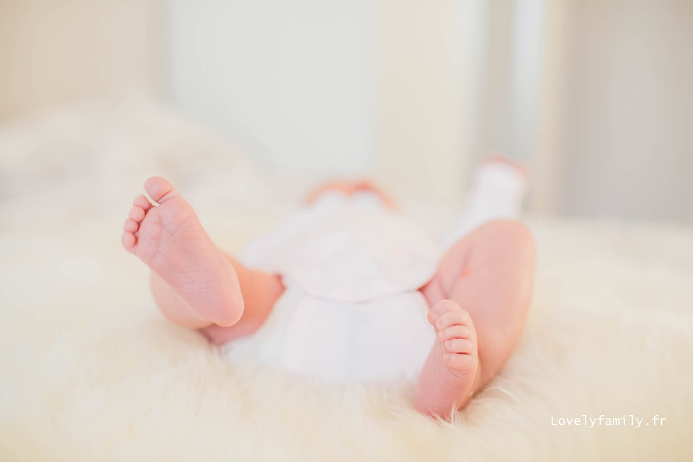 Séance photo nouveau-né paris