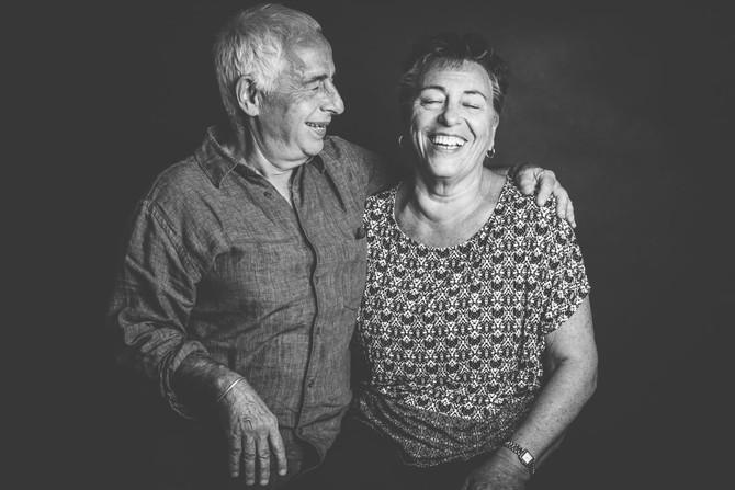 Recherche couple senior pour projet photo