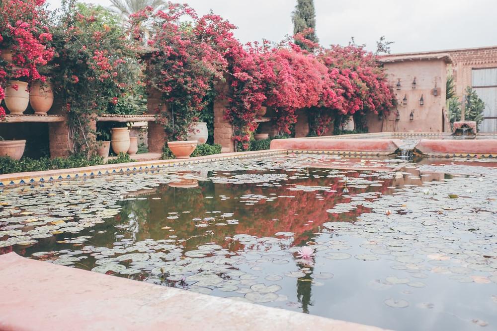 Se marier à Marrakech au Beldi Country Club