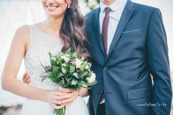 Mariage Elena & Yannis - Athènes