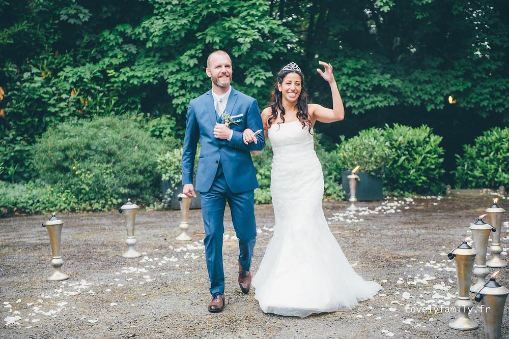 Mariage au Manoir de la bruyère