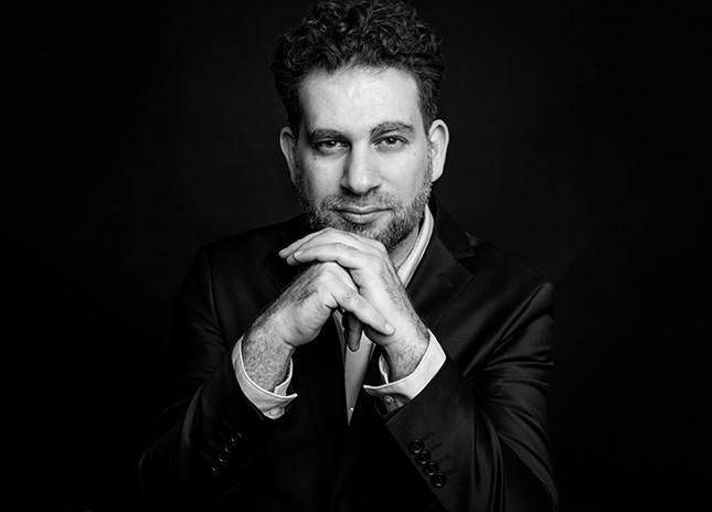 Portrait Linkedin Frédéric Chaze