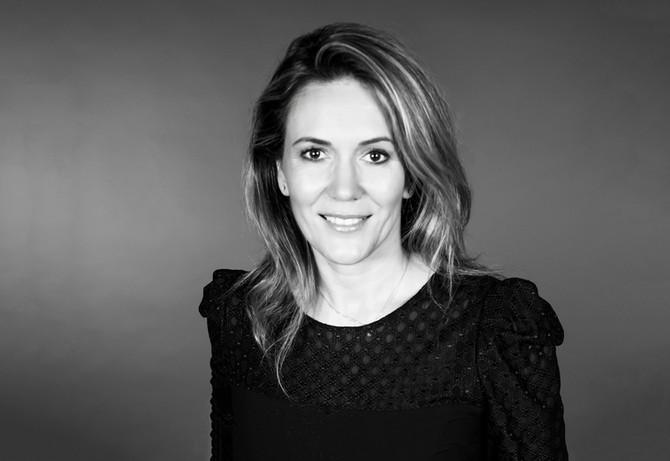 Portrait d'Angélique Gérard - Directrice clientèle Iliad