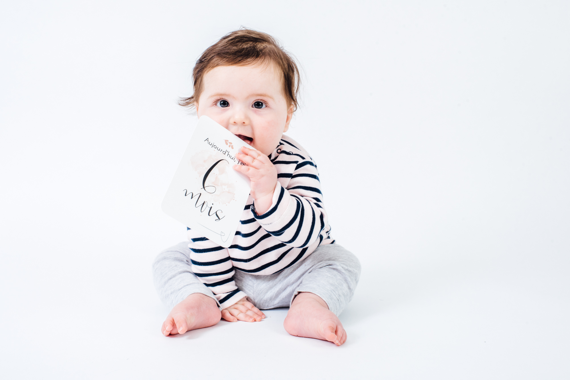 phototographe bébé studio paris