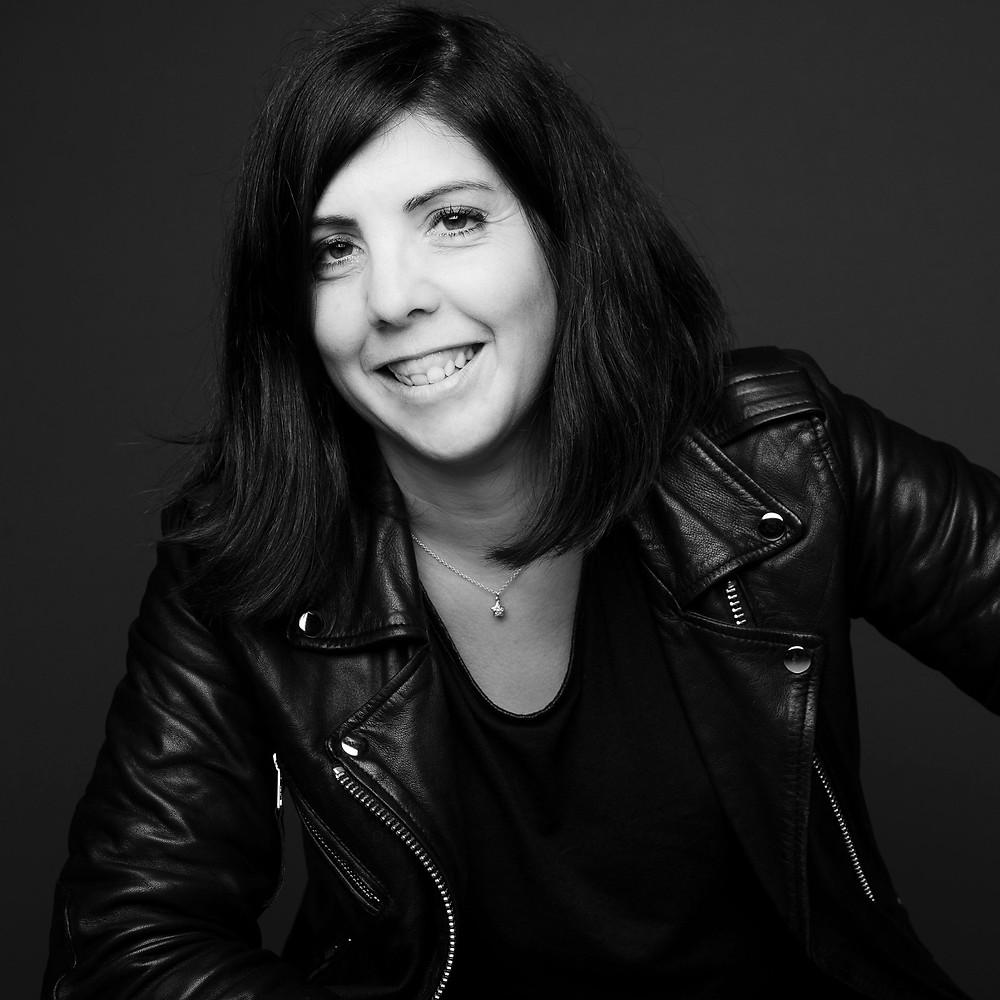 Portrait Amélie Marzouk réalisé par les Cabrelli en 2019