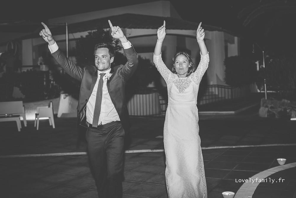 Mariage au Club de port la galère