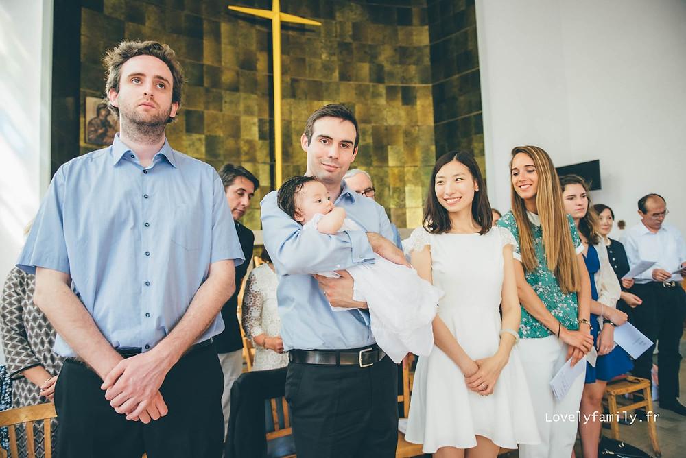 photographe baptême Levallois-Perret